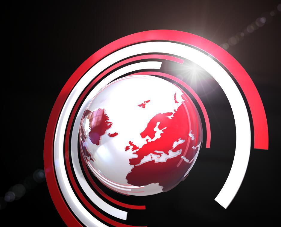 广播级地球旋转动画视频素材