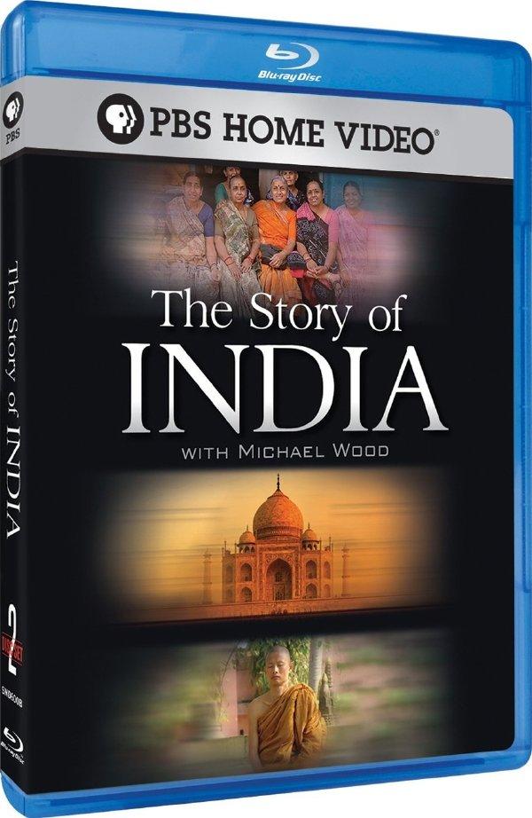 BBC纪录片-印度的故事(the story of India)720P