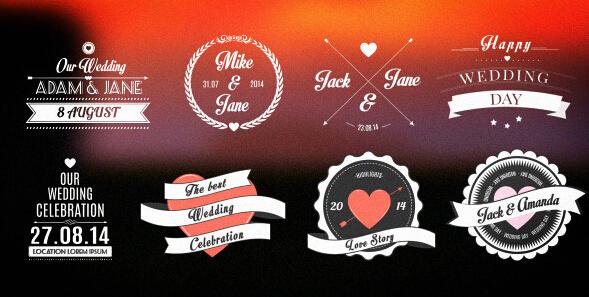 AE模板 婚礼浪漫标题包 WeddingRomantic Titles Pack
