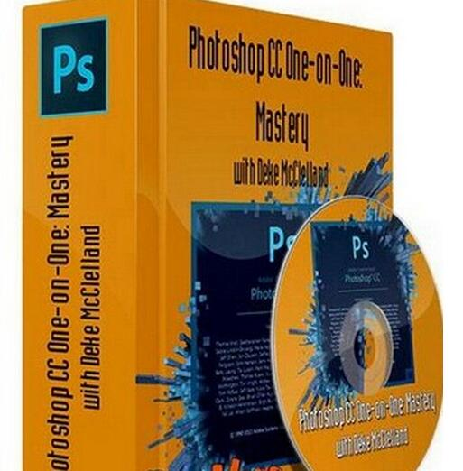 Photoshop CC一对一精通训练视频教程(Photoshop CC One-on-One Mastery)中文字幕
