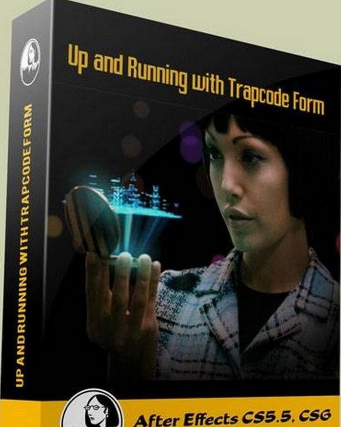 AE Trapcode Form插件全面训练视频教程