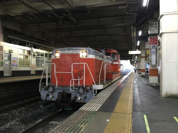 DE10 1571 津田沼駅