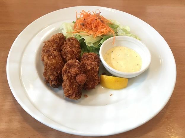 「広島県産」牡蠣フライ(5個)