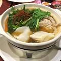 Photos: 豚肉ニラてんこのニンニク醤油鍋