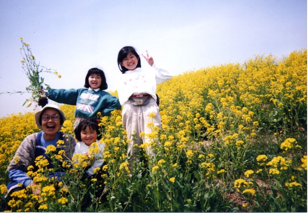 Photos: おばあちゃんと孫