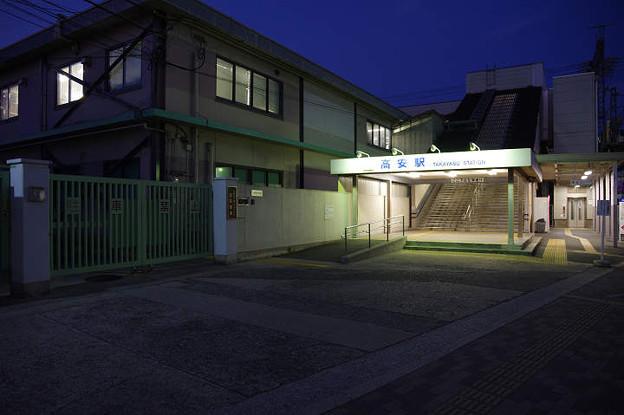 s0374_高安駅西口_大阪府八尾市_近鉄