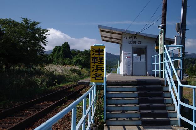 s9183_津軽浜名駅_青森県東津軽郡今別町_JR東