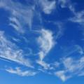 雲の落書き