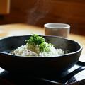 写真: 吉野で食べた葛たまうどん