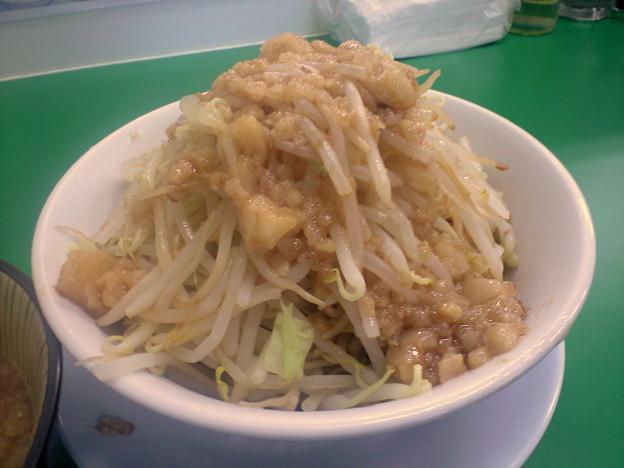 092-02「ラーメンつけ麺 今を粋ろ」野菜まし