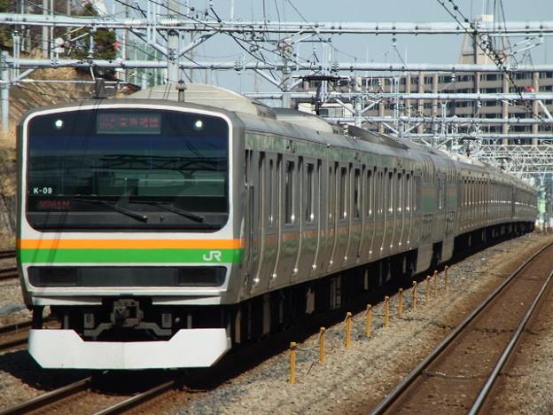 Photos: 東海道本線 快速アクティー熱海行 RIMG3025