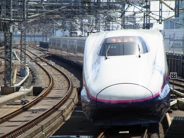 東北新幹線 はやて盛岡行 RIMG3364