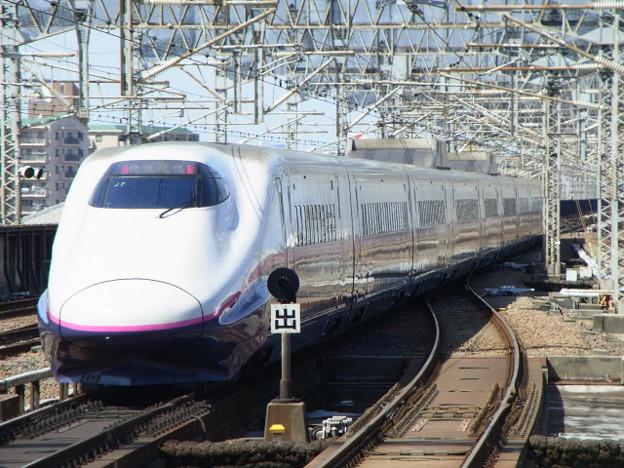 東北新幹線 やまびこ盛岡行 RIMG3392