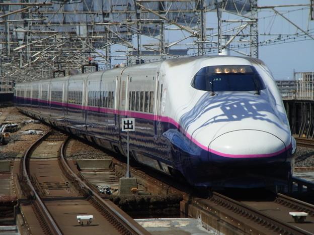 東北新幹線 やまびこ東京行 RIMG3401