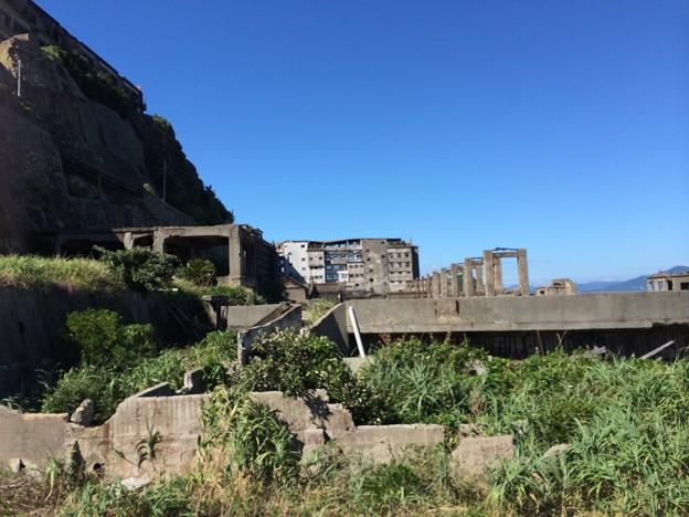 2014.8.17 軍艦島1