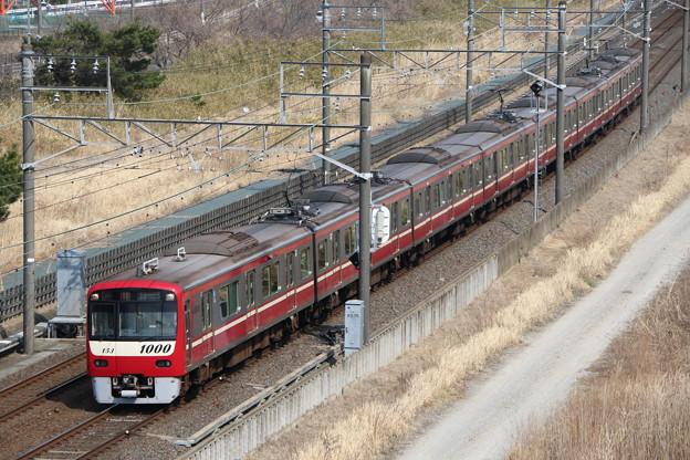 京急新1000形 1153F