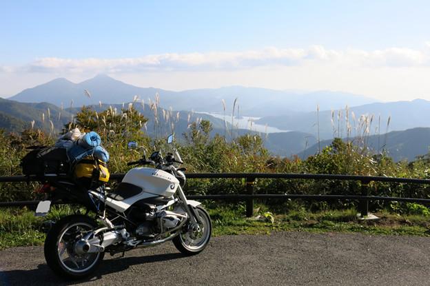 Photos: 09福島県檜原湖を望む