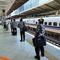 Photos: 東京駅で