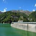 Photos: 黒部ダムと立山連峰