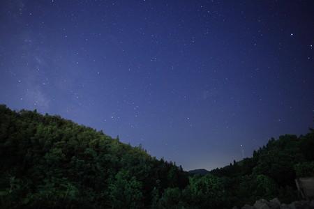 初めての星撮影2