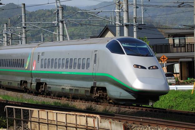 E3系2000番台 桜田西付近