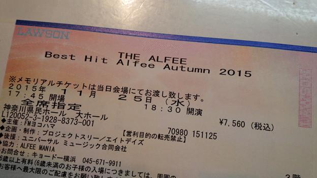 151125-THE ALFEE@カナケン (2)