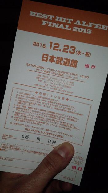 151223-THE ALFEE@武道館1日目 (8)