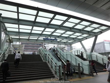 160708-しんよこ→横浜アリーナ (2)