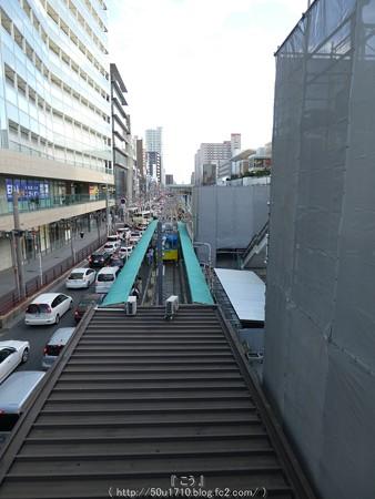 160828-阿倍野 チン電 (1)