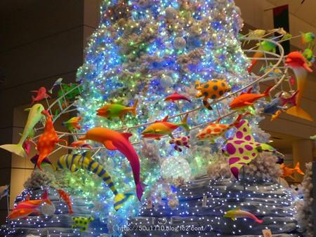 161205-クイーンズスクエア クリスマスツリー (14)