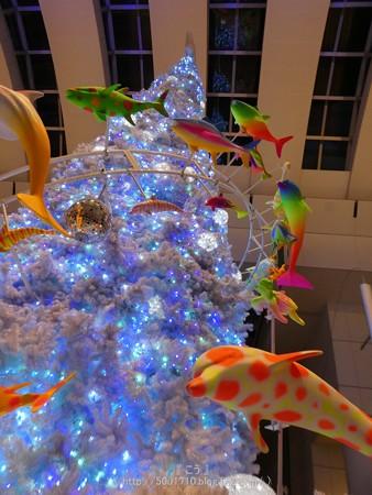 161205-クイーンズスクエア クリスマスツリー (22)