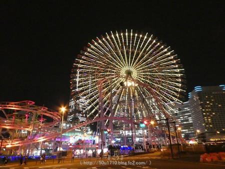 161205-みなとみらい大観覧車 (1)