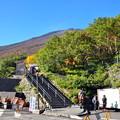 富士山五合目登山口