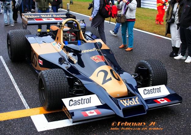 ウルフWR1フォード(1977)