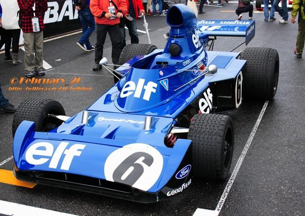 ティレル006フォード(1973)