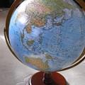Photos: 地球儀買いました