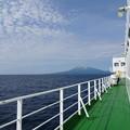 写真: DSC02762-2887 このフェリーは、お天気が良い日は利尻富士を眺めることが出来ます