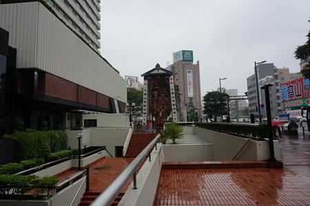 09 2014年 博多祇園山笠 飾り山笠 奇襲本能寺 (0)