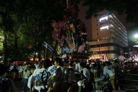 2014年 博多祇園山笠 追い山 写真 (13)