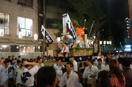 2014年 博多祇園山笠 追い山 写真 (22)