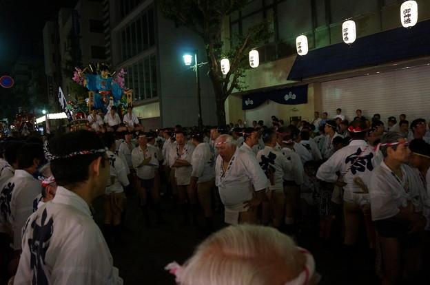 2014年 博多祇園山笠 追い山 写真 (23)
