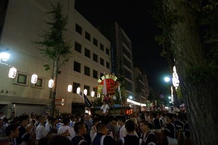 2014年 博多祇園山笠 追い山 写真 (43)