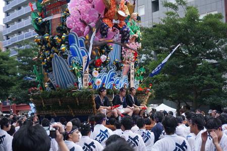2014年 博多祇園山笠 追い山 写真 (102)