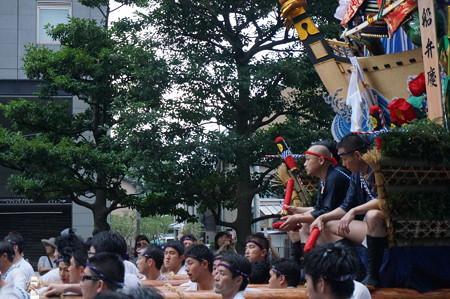 2014年 博多祇園山笠 追い山 写真 (104)