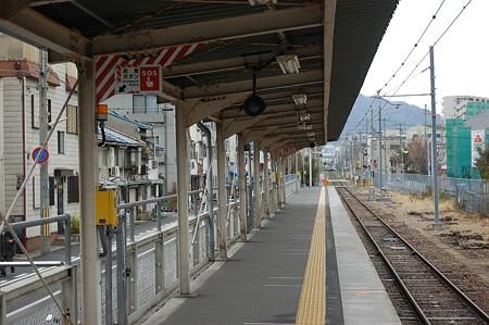 JR和田岬駅 ホーム