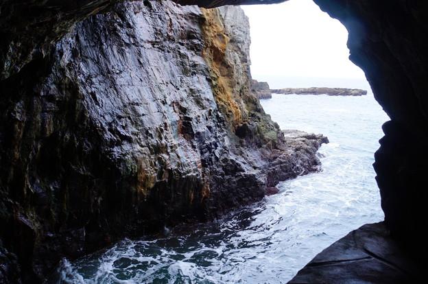 三段壁・三段壁洞窟_3