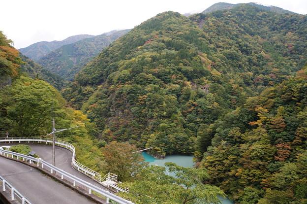 寸又峡・夢の吊橋_4