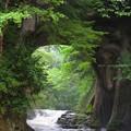 Photos: (1)農溝の滝s_wm