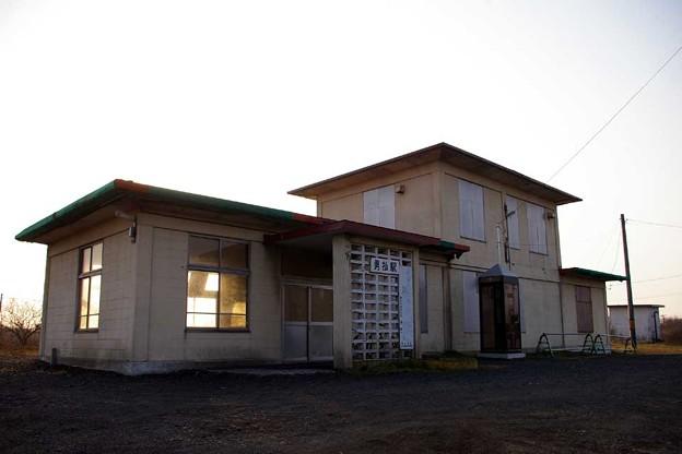 Photos: JR北海道・日高本線、勇払駅