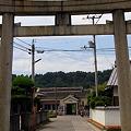 JR四国・予讃線、中萩駅